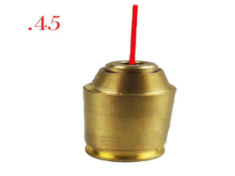 High Accuracy 7x57R 7mm Brass Red Dot Laser Boresighter Bore